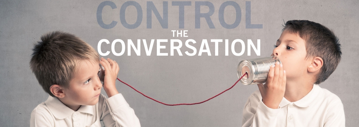 Take Control of your Conversations